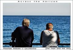 Across the horizon - by occhiovivo