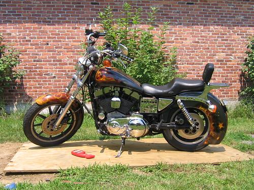 twin forum harley davidson motorcycle forums my backyard project