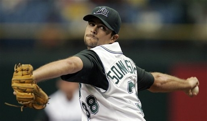The Hangover: Andy Sonnantine Solidifies His Spot In The Rotation