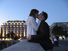 Paris - the kiss redone