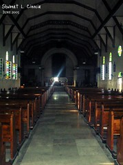 Ilagan, Isabela (~MVI~ (warped)) Tags: philippines isabela ilagan philippinecolonialchurches shubertciencia