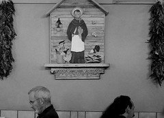Patron saint of green chile (wycombiensian) Tags: chile santafe restaurant tomasitas