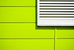 Lemon green (manganite) Tags: windows house green geometric topf25 colors lines japan wall digital buildings geotagged interestingness lemon topf50 nikon topf75 colorful asia shadows tl exhibition symmetry minimal explore  onecolor nippon d200 minimalism nikkor dslr topf100 minimalistic nihon kanto tsuchiura ibaraki 50mmf18 arakawaoki fav100 thecolorgreen interestingness239 i500 utatafeature manganite nikonstunninggallery 25faves ipernity challengeyou challengeyouwinner geo:lat=36033453 geo:lon=140171127 date:year=2006 date:month=september date:day=24 format:ratio=32