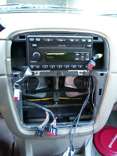 Aux In - Naked Console