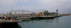 05.2007 Barcelona, sea