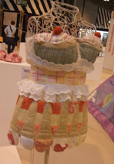 Cake corset