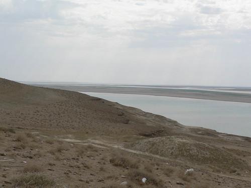 Amu-Daria river