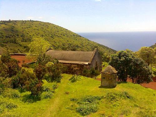 Monte brasil Azores Terceira