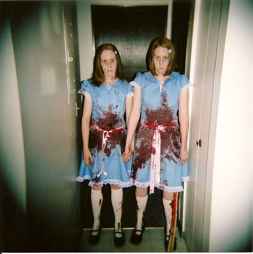 Shining Twins couple costume. Shining Twins: The Grady Twins are ...