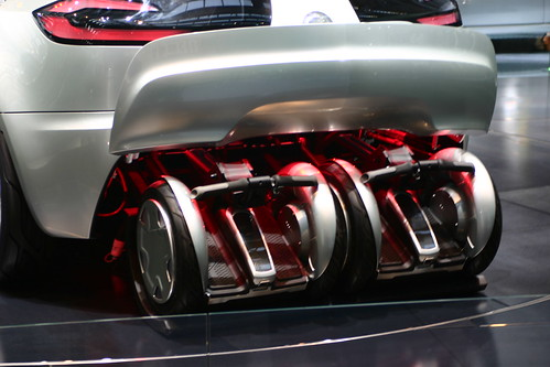2008 Saturn Flextreme Concept. Opel GM FlexTreme Concept