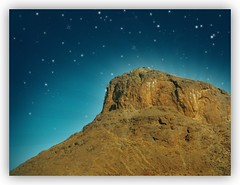 kra  (Zleyha Sucu) Tags: mountain night star god muslim islam arabian lovely coolest mecca allah resul da gece mekkah moslem hira alak oku ikra mekke yldz mussulman cebrail mslim alaq mslman aplusphoto flickrdiamond resulullah hirada hiramaaras vahiy