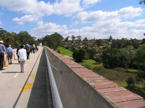 Boothtown Aqueduct, Greystanes, NSW