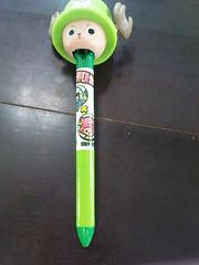 喬巴超人第一代,綠