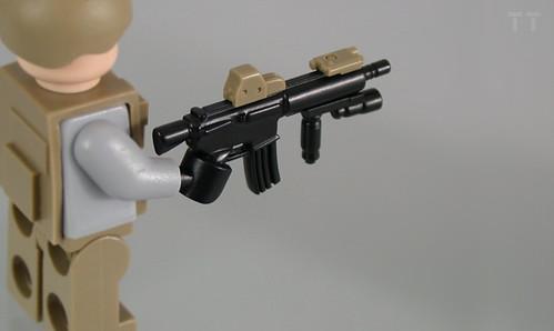 SBR Dark Tan Detail Parts