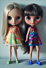 We love our new dresses thank you Sandra!!!!!!!!!!