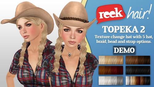 Reek Hair! Topeka 2