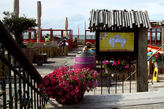 Beach Holland (CleverDisplay) Tags: holland beach solbeach narrowcasting cleverdisplay