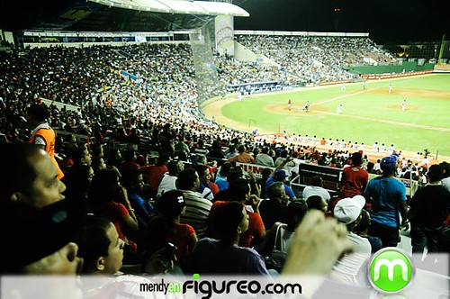 Estadio Quisqueya 2010-11