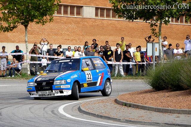 Rally 2000 Viratges (2010) Fiat Uno Turbo