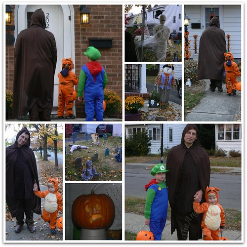 Trick-or-Treating Time