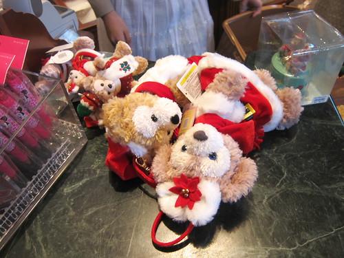 ダッフィー・シェリーメイ(2010年クリスマス)