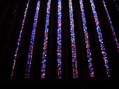 Casablanca, Morocco (Lee Cannon) Tags: windows church window glass colorful stainedglass morocco catholicchurch casablanca stainedglasswindows dimex