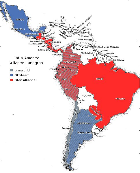 Latin America Alliance Representation
