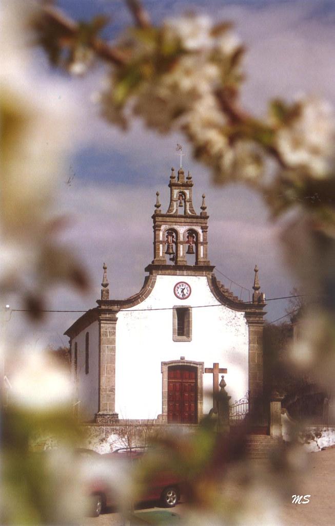 Águas Frias (Chaves) - Igreja