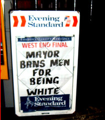 White men can't jump... into the fire service
