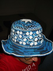 Tapestry Crochet Hat