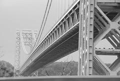 George Washington Bridge (GWB) (andrew_m13) Tags: newyork georgewashingtonbridge