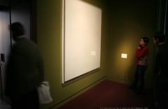 documenta 12 | Agnes Martin / River | 1964 | Neue Galerie