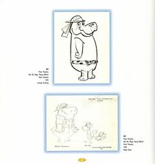 Page064.jpg (Fred Seibert) Tags: illustration book animation 1995 cartoons limitededition hannabarbera animationart turnerbroadcasting