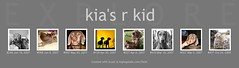 8 EXPLORE PHOTOS (kia's r kid) Tags: dogs fdsflickrtoys explore weimaraners 2007 whoohoo ourgirls weims madeit