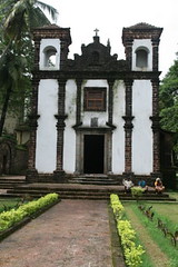 St. Catherines Church in Old Goa