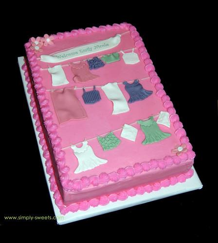 clothesline sheet cake 2007