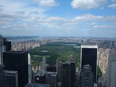 Central Park Overview
