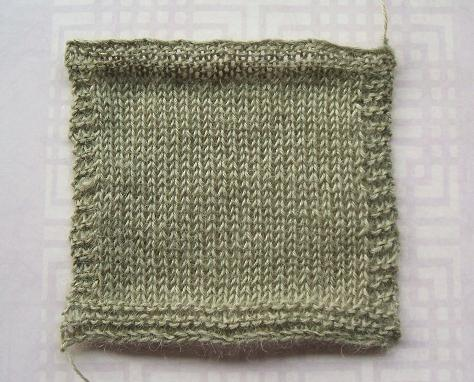 Longwool swatch