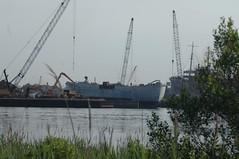 DSC_0008 (NiteLiter) Tags: maritime mothballfleet ghostship navalship