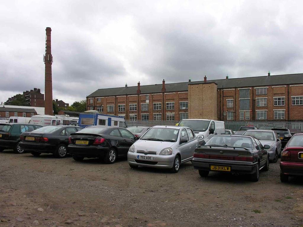 The Old Maynards Factory at Harringay