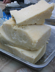 Ewe's milk cheese