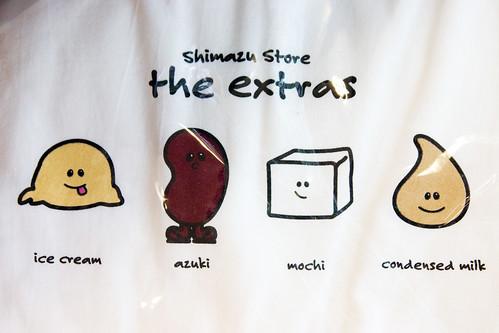 extras!