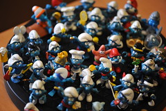 Smurfs intruded