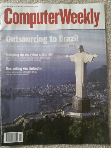 Computer Weekly on Brazil