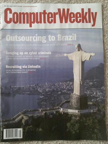 Computer Weekly on Brazil
