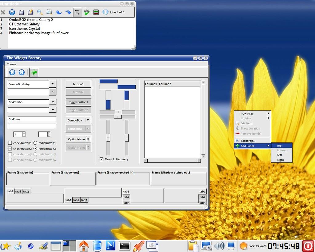 Naughty November 2010 Screenshots [Archive] - Ubuntu Forums