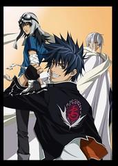 101110 - 嶄新動畫版《Air Gear 飛輪少年 ~黒の羽と眠りの森~》第2卷,將在2011/3/17正式推出!