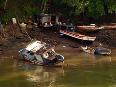 Panama Paint Shop (saxonfenken) Tags: water boats canal paint panama nautical banks 89 pregamewinner 89boats