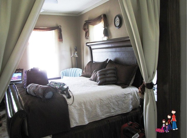 Master Suite at Simple Haven