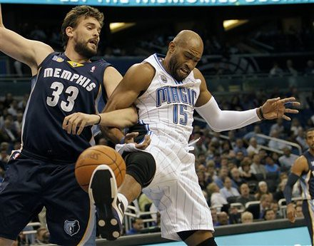Grizzlies Magic Basketball